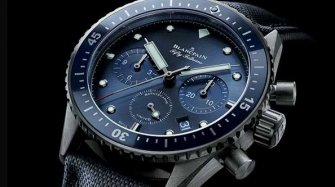 Ocean Commitment: a watch, a book and a website Trends and style