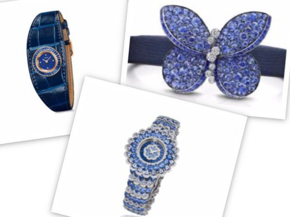 Baselworld 2016   - Blue is the colour