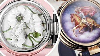 Ilgiz F. and Bovet 1822 collaborate on timepieces exhibited at the Kremlin Museum
