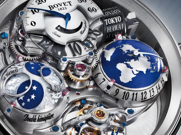 Bovet - Récital 18, The Shooting Star®