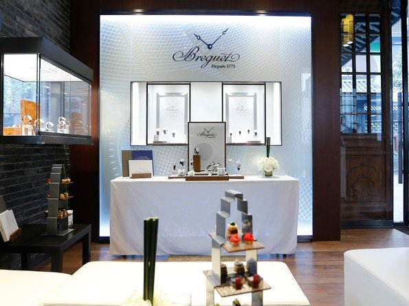 Breguet - The Chengdu Boutique inaugurated