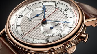 Classique Chronographe 5287 Trends and style