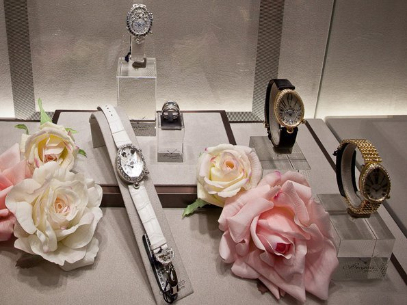 Breguet - The first wristwatch is celebrated in the US