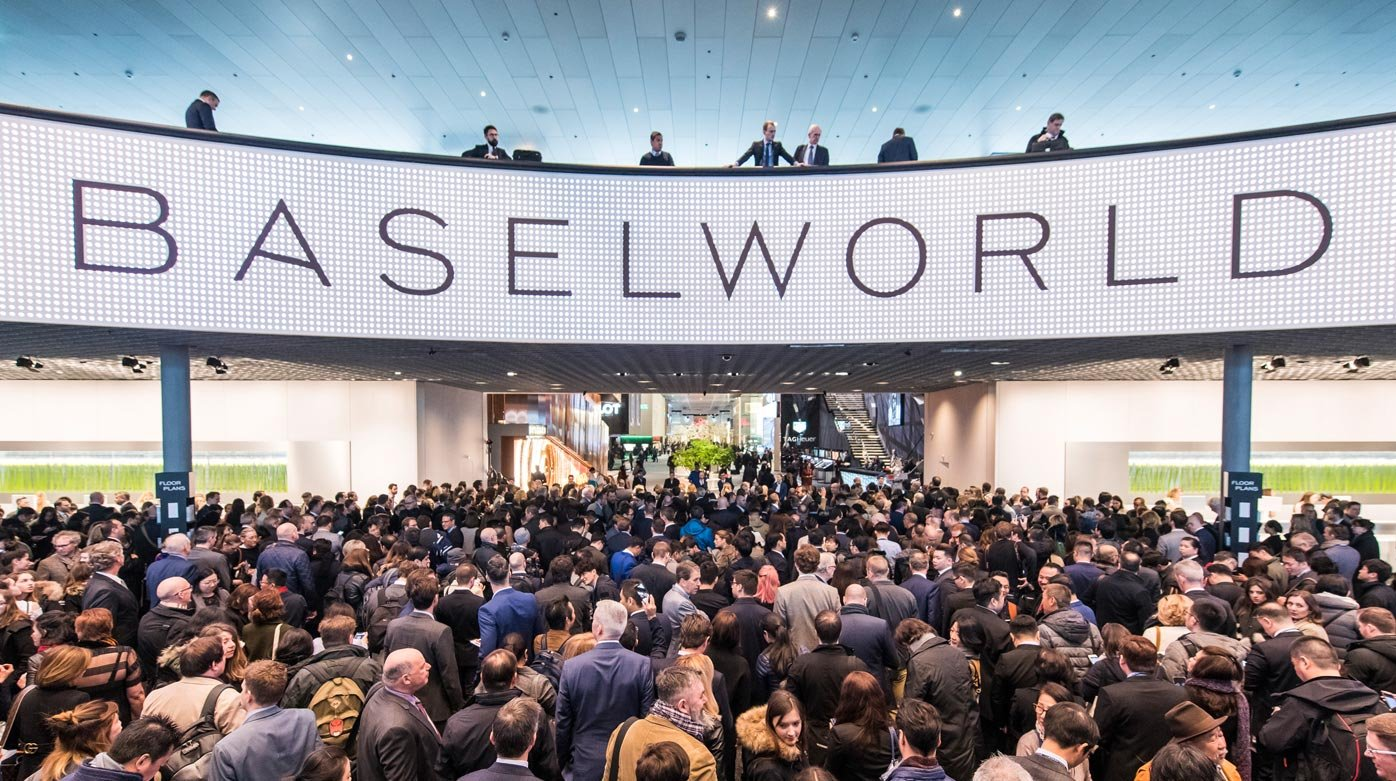 Baselworld - Le Swatch Group quitte Baselworld