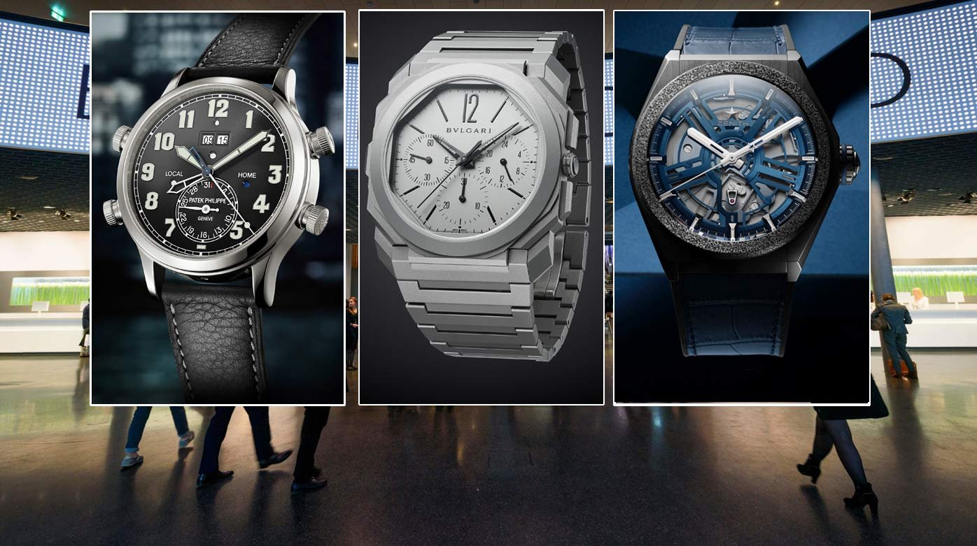 Baselworld 2019 - Le Top 3 des montres à complications