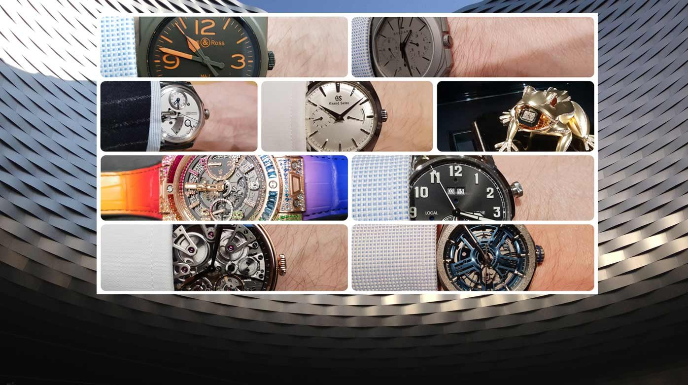 Baselworld 2019 - Extreme watches