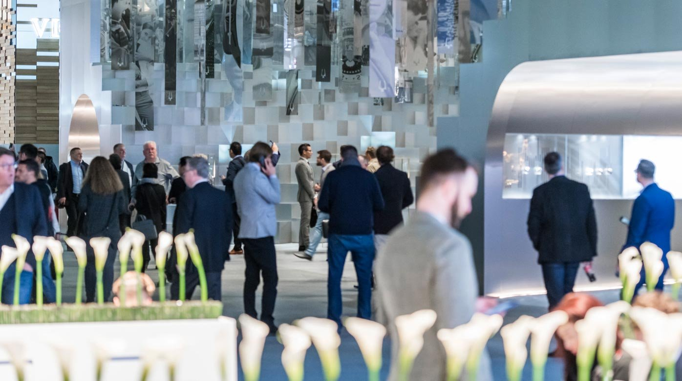 Baselworld - Exceptional measures in supports of exhibitors