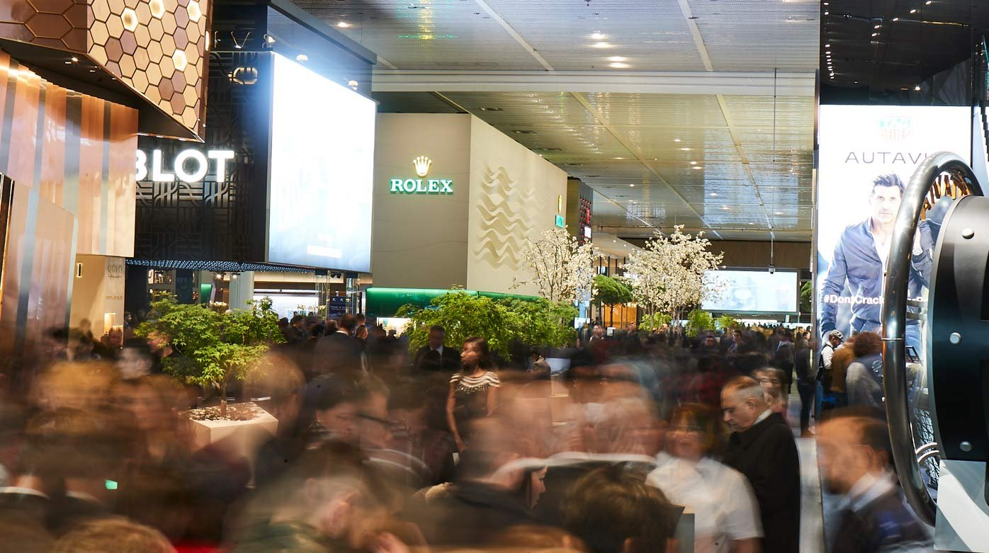Baselworld - The show will open as scheduled on the 30th of April 2020