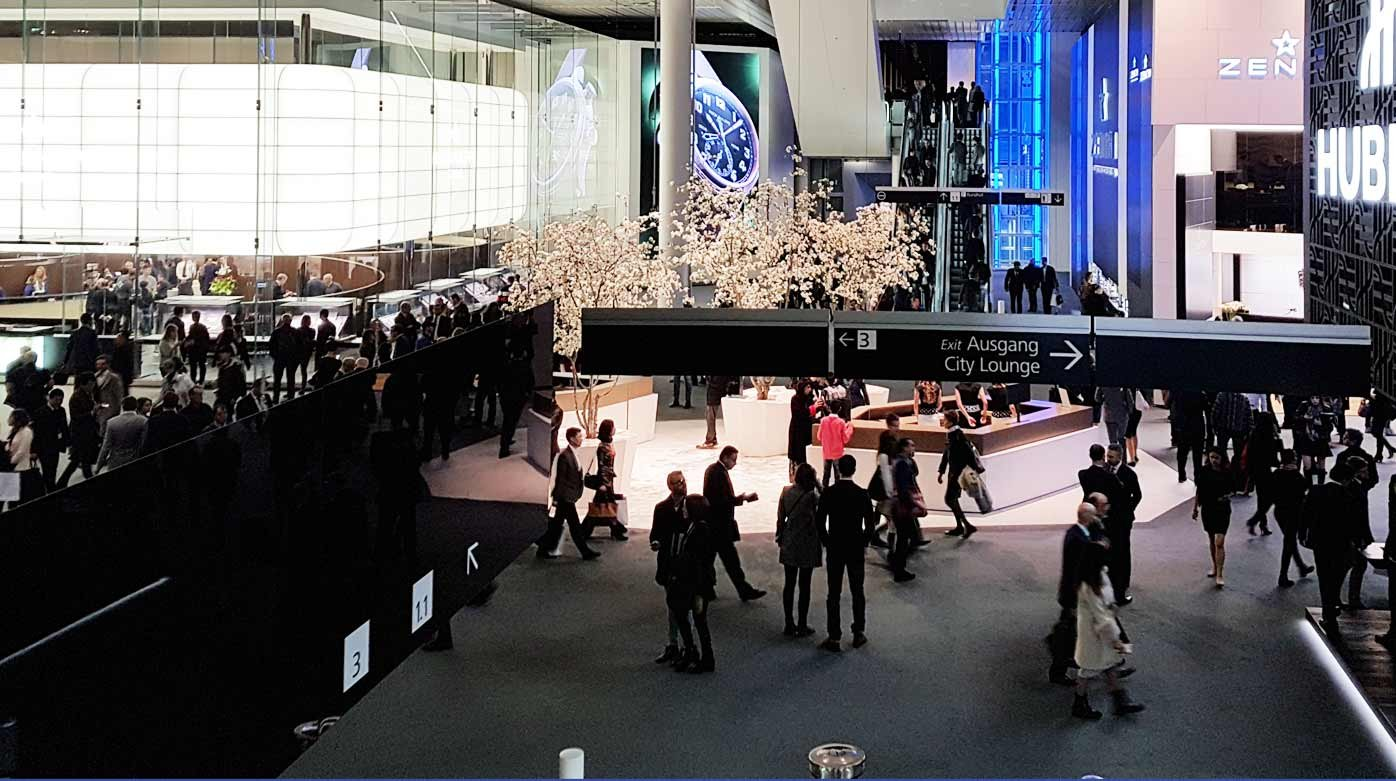 Baselworld - MCH Group is surprised by the cancellation decisions