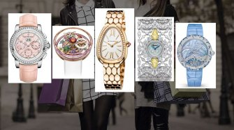 Top five women's watches