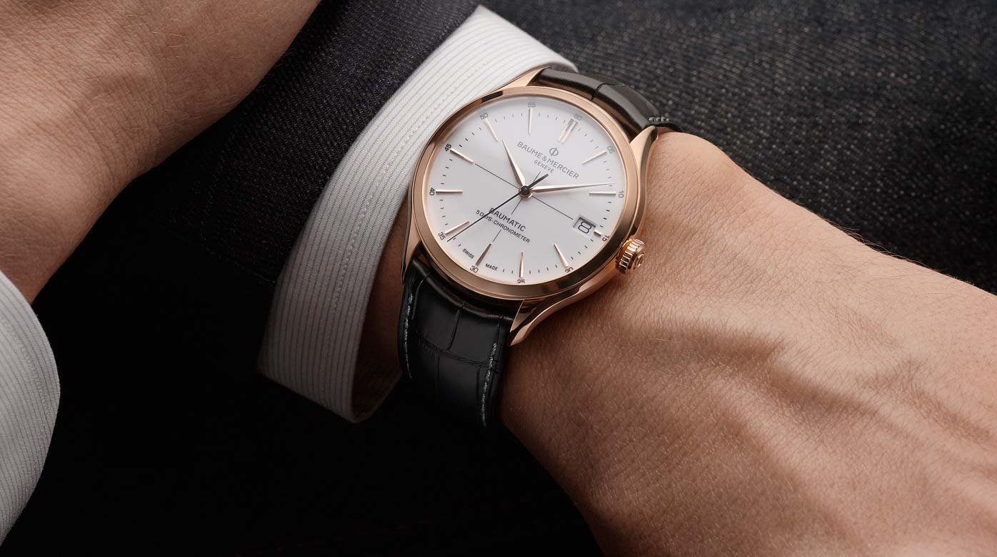 Baume & Mercier - Phifty-fifty