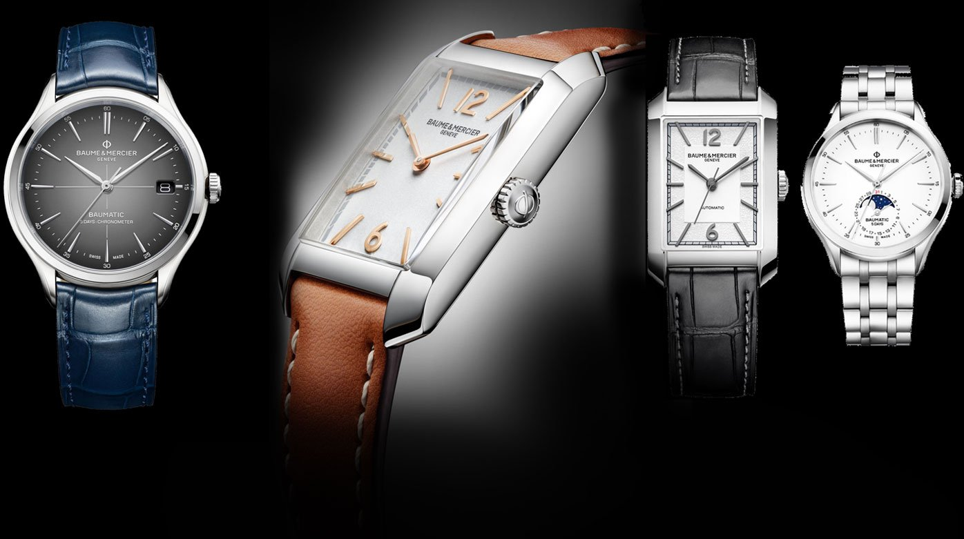 Baume & Mercier - A lindy hop back to the '20s