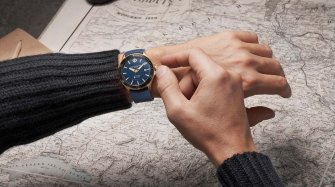 Clifton Club Automatic Bronze Watches