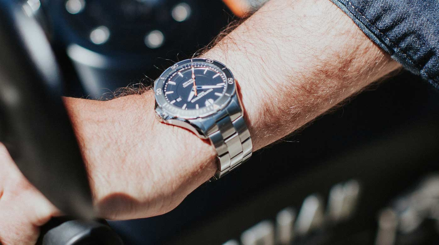 Baume & Mercier - Clifton Club at Wheels & Waves