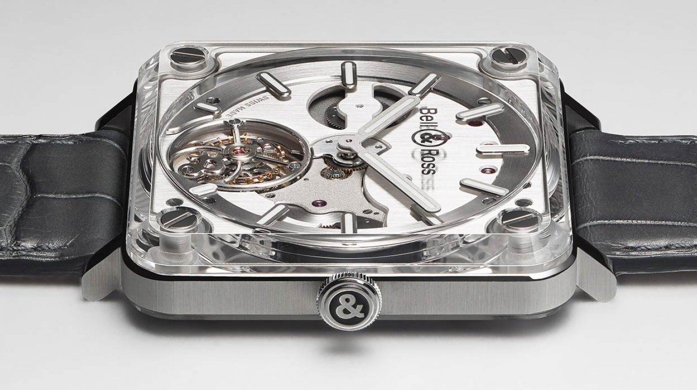 Bell & Ross - Watch BR-X2 Tourbillon Micro-Rotor