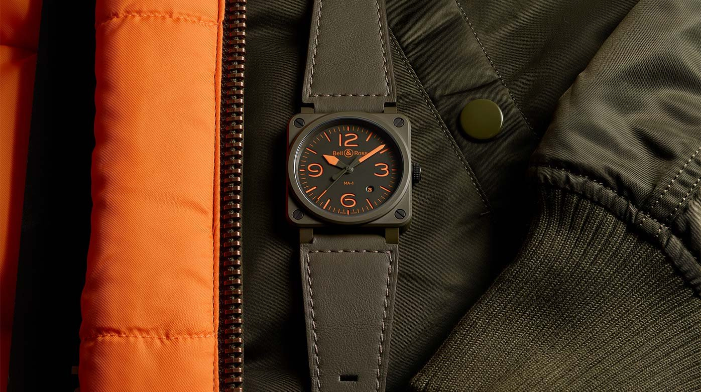 Bell & Ross - BR 03-92 MA-1