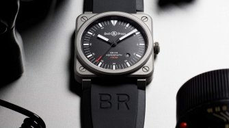 BR 03-92 Horograph Trends and style