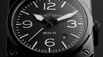 Win a Bell & Ross BR 03-92 Black Ceramic watch worth CHF 4,300 Trends and style