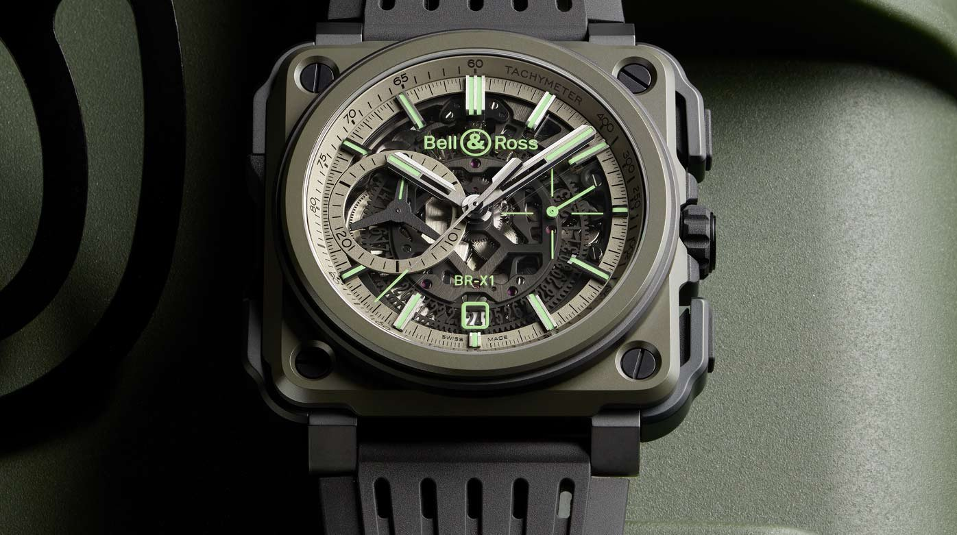 Bell & Ross - BR-X1 Military