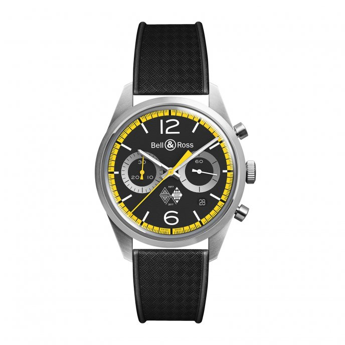 Bell & Ross BR 126 Renault Sport 40th Anniversary