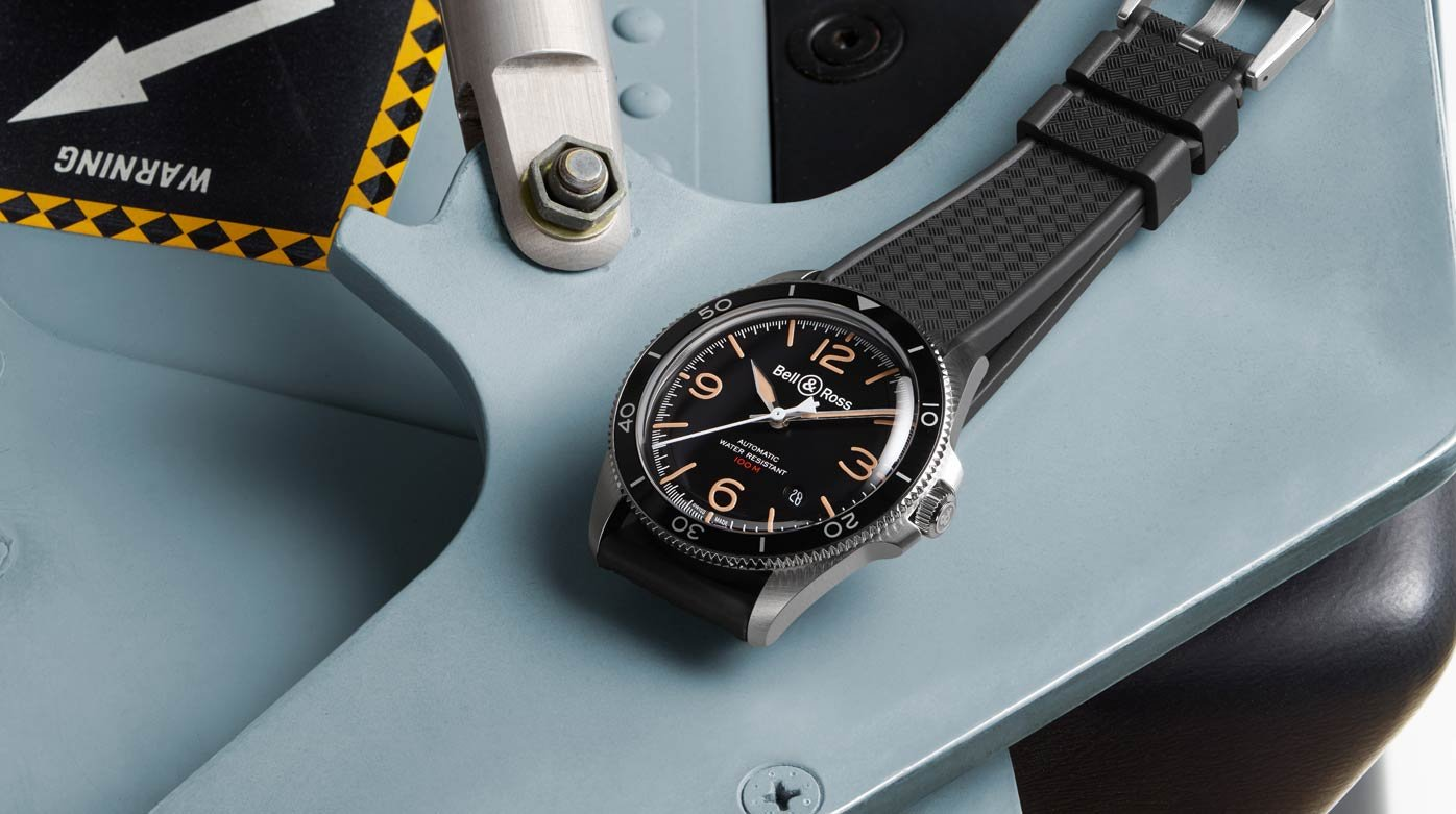 Bell & Ross - Two new BR Heritage watches