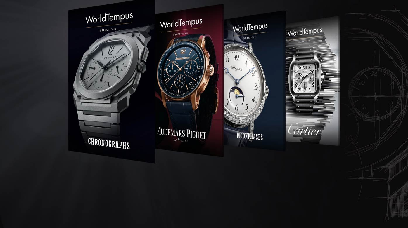 WorldTempus - Selections: the best of the watch world
