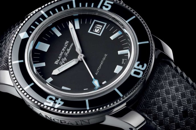 A Fifty Fathoms Barakuda for Only Watch