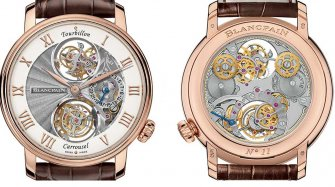 Circle of Trust: Tourbillons VS Carrousels  Trends and style
