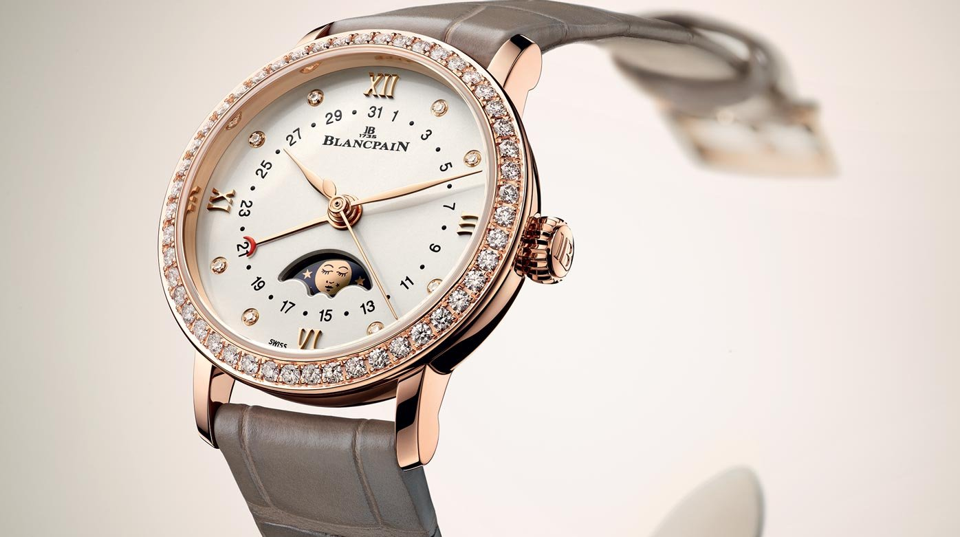 Blancpain - Villeret Date Moon Phases