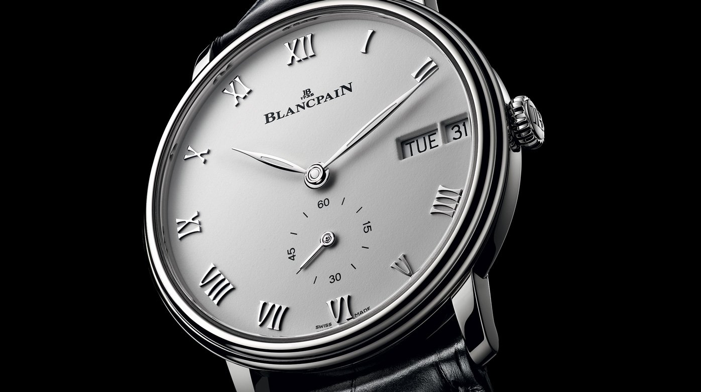 Blancpain - Villeret Day Date