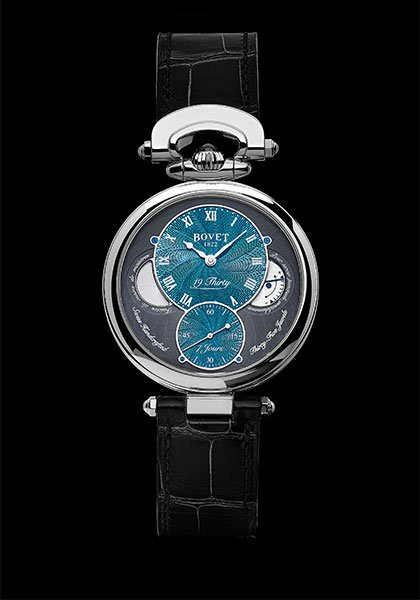 The 19Thirty Goes Guilloché