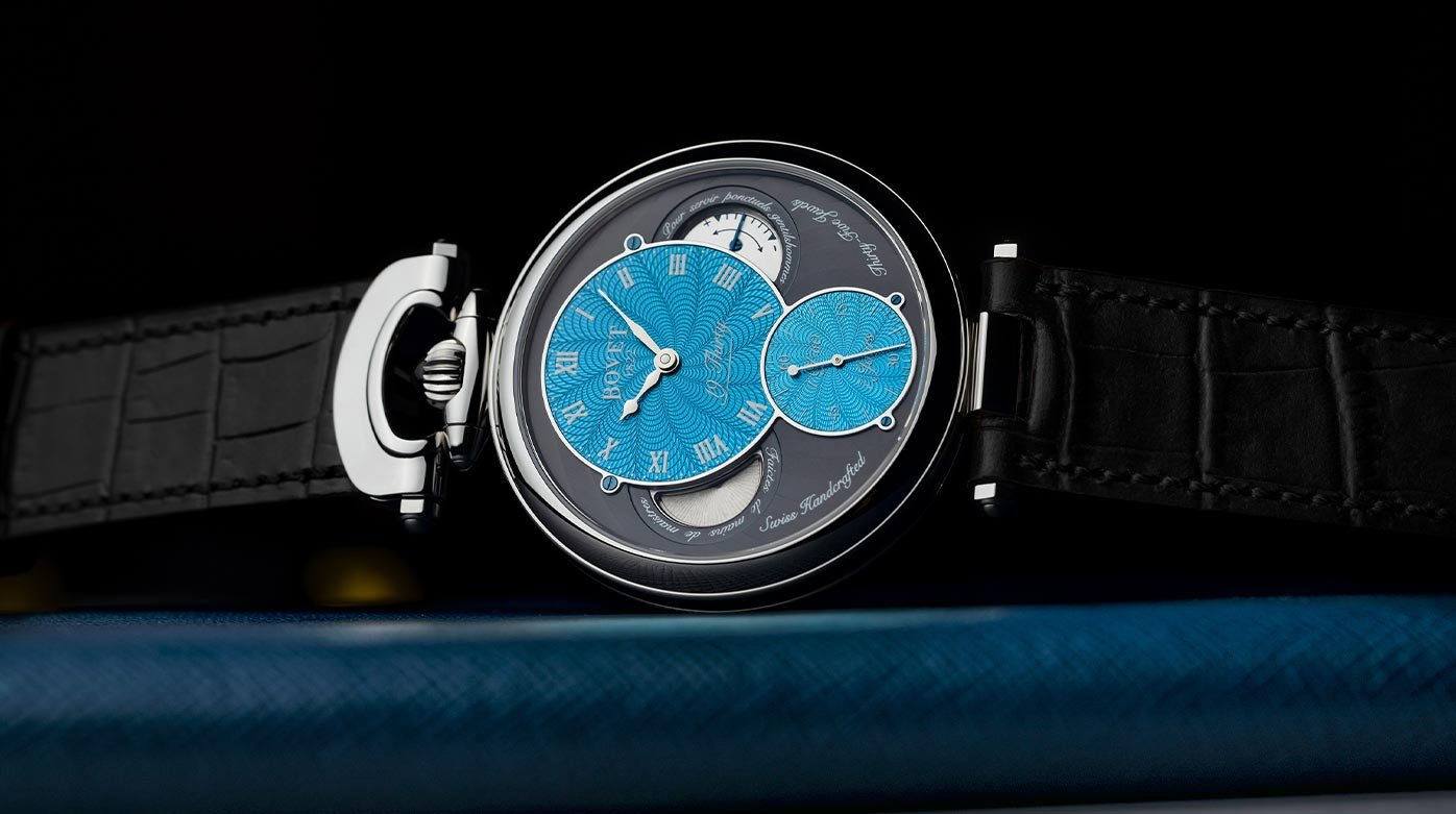 Bovet 1822 - The 19Thirty Goes Guilloché