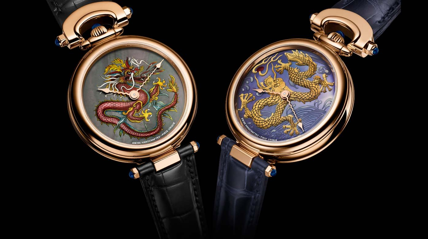 Bovet 1822 - Amadéo Fleurier Chinese Dragon