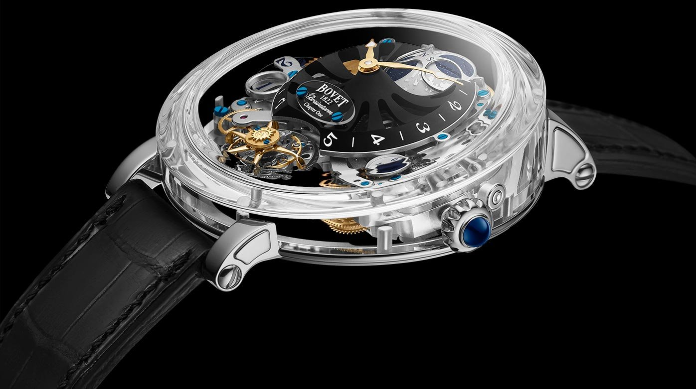 Bovet 1822 - A new award for the Récital 26 Brainstorm® Chapter One
