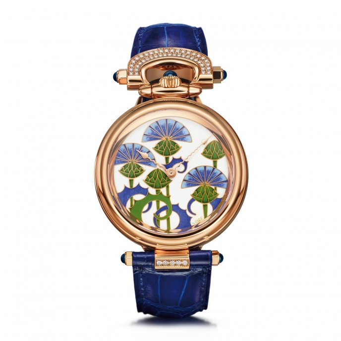 Amadeo Fleurier 39 Blue Burdocks by Ilgiz F.