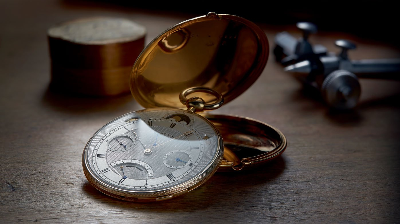 Breguet - The aesthetic codes of Breguet