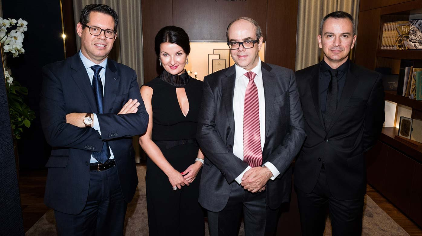 Breguet - Opening of a new boutique on the Red Square in Moscow