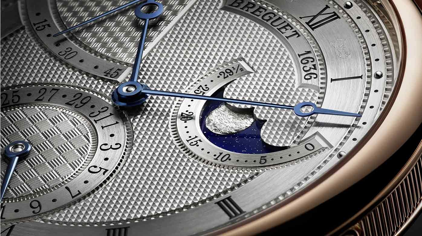 Breguet  - New look for the 7137 and 7337 models