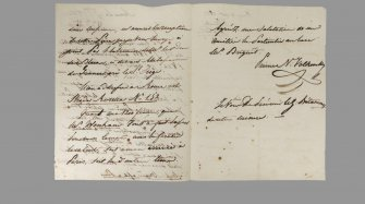 Two historic letters enter the Breguet Museum