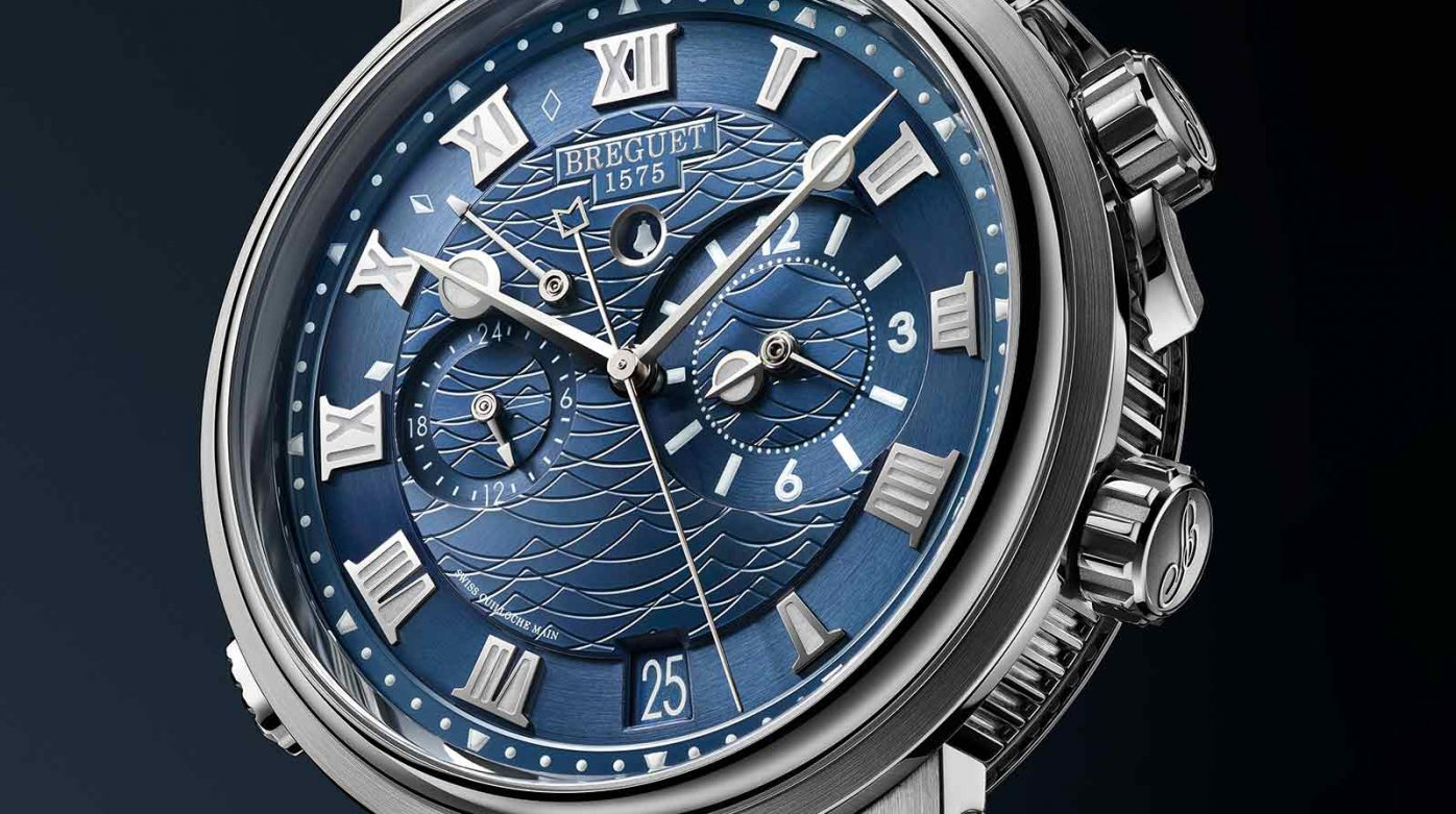 Breguet - The Marine Collection