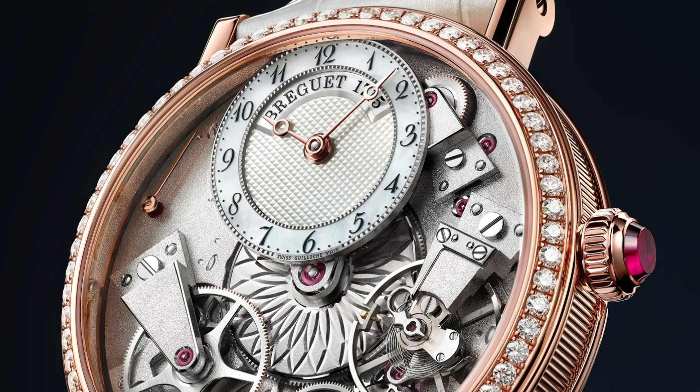 Breguet - Tradition Dame 7038 in rose gold