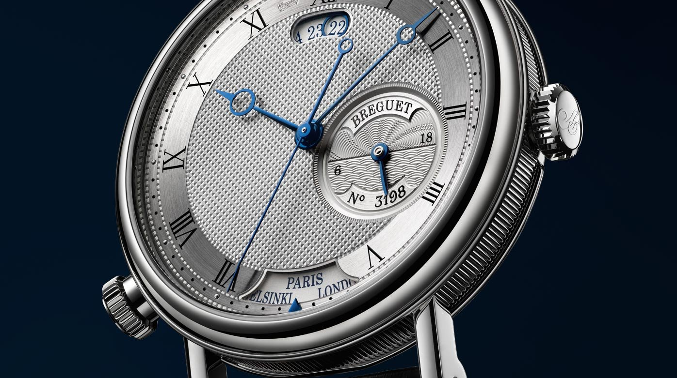 Breguet - Breguet 5727 Hora Mundi, Here and there, and vice versa