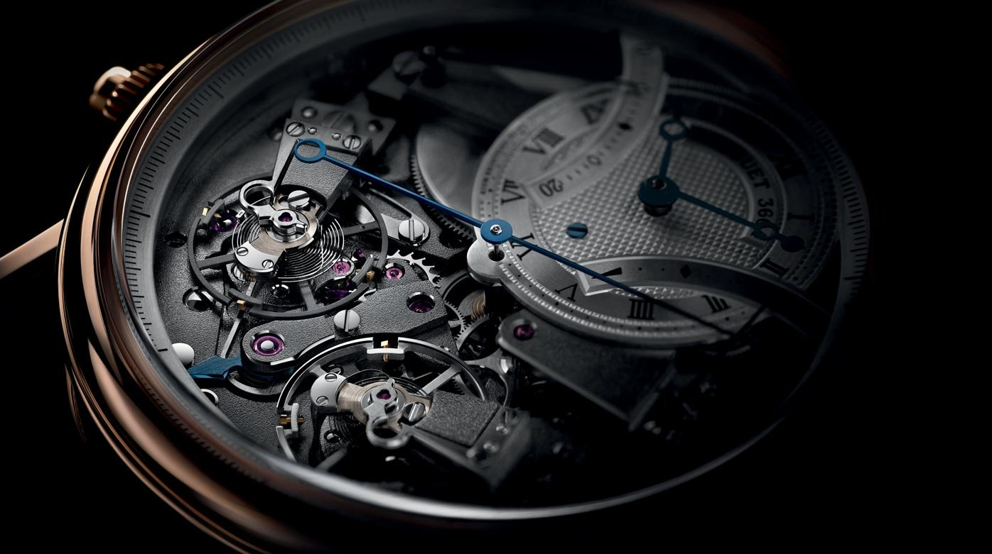 Breguet - Tradition independent chronograph