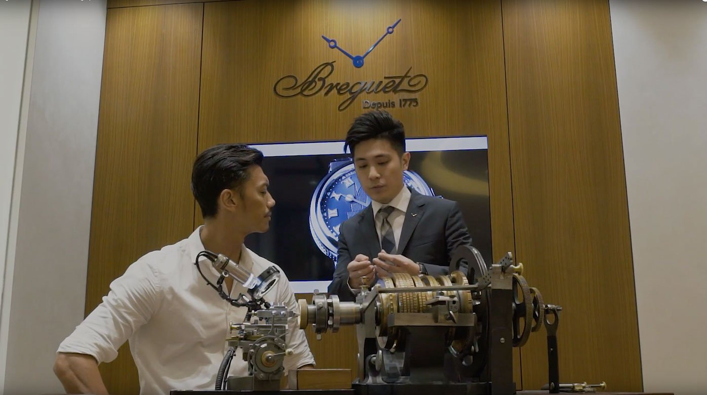 Breguet - The Classic Tour arrives in Singapore