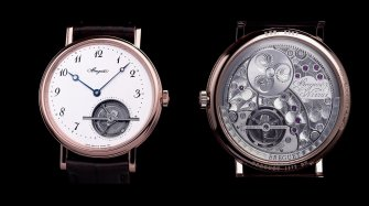 Classique Tourbillon Extra-Plat 5367 Trends and style