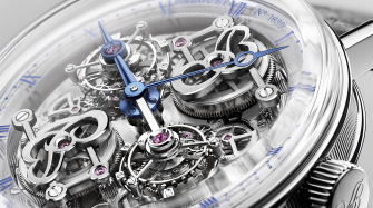 Le double tourbillon, revitalisé