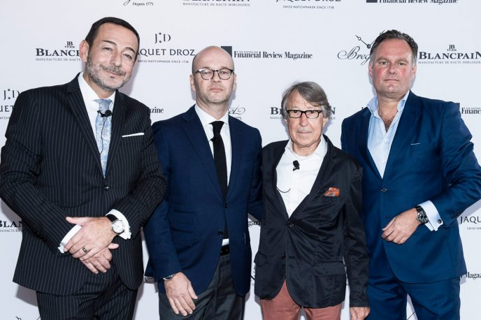 Three names of the Swiss watchmaking industry in Australia  Retail