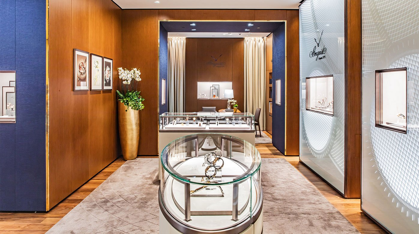 Breguet - Breguet highlights its European heritage