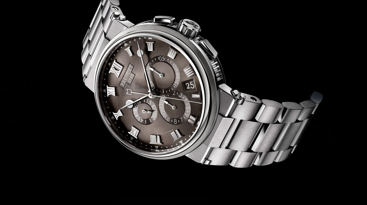 Breguet - Marine, all titanium design