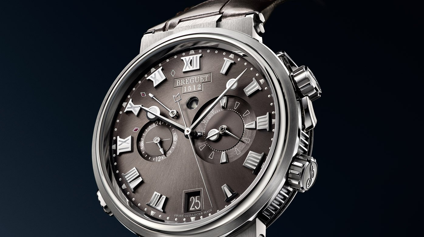 Breguet - Change of tack for the Marine